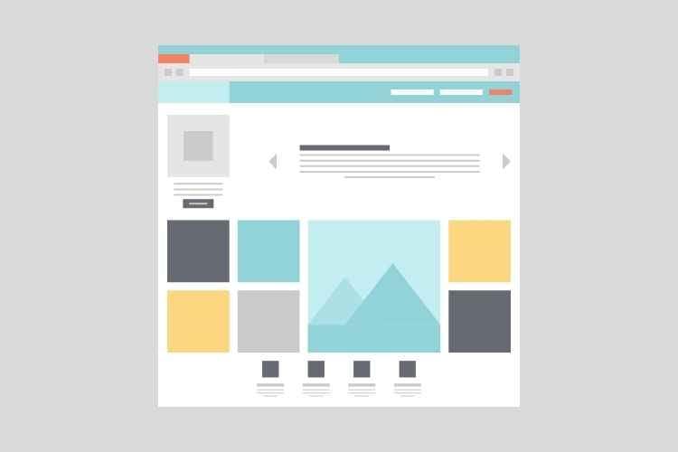 elegir plantilla de wordpress