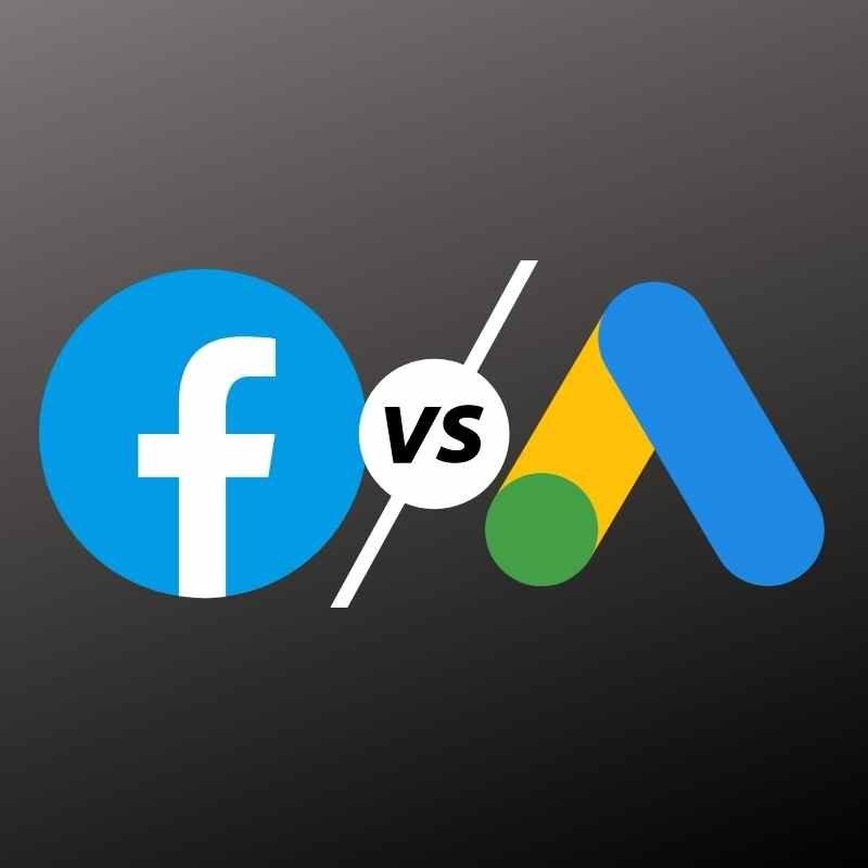 Diferencias entre facebook ads y google ads
